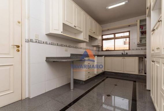 Apartamento Com 3 Dormitórios À Venda, 201 M² Por R$ 530.000,00 - Centro - Ponta Grossa/pr - Ap0528