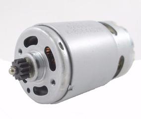 Motor P Parafusadeira 12v Makita Hp2016d Original