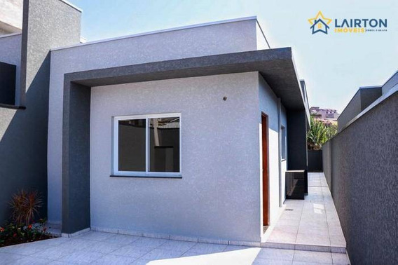 Casas À Venda Em Atibaia - Jardim Maristela - R$ 340 Mil - Ca1731