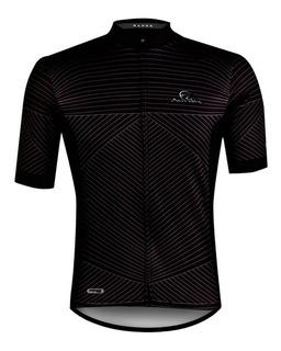 Camisa Ciclismo Mauro Ribeiro Range Cinza/preto P M G Gg 3g