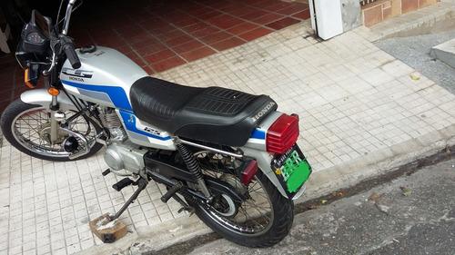 Honda Cg 125 Ano 1989