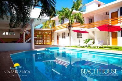 Villa Casablanca Acapulco / Casa Vacacional Privada