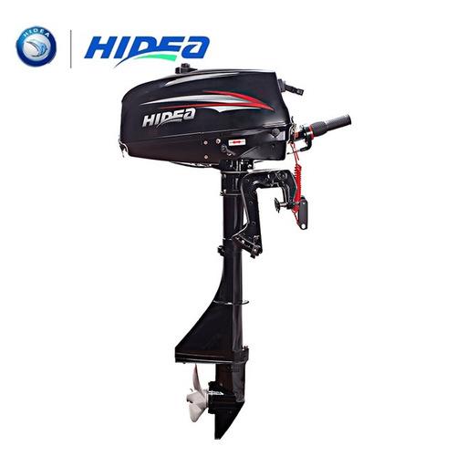 Motor Fuera De Borda Hidea 3,5 Hp 2 T Consultar Contado
