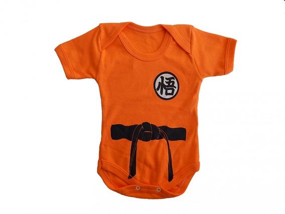 Body Bebê Goku Dragon Ball - M Artgeek