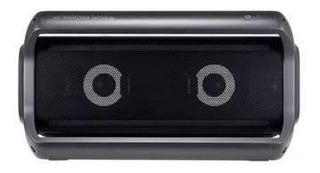 Parlante Lg Xboom Go Pk7 Bluetooth Negro