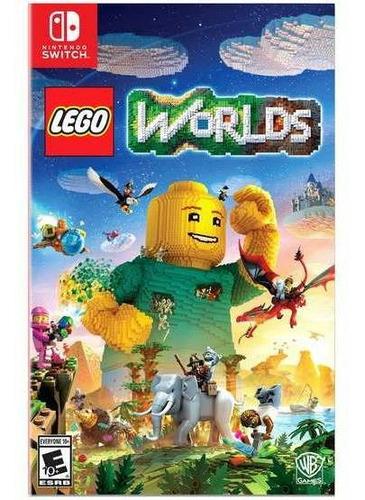 Imagen 1 de 1 de Lego Worlds - Nintendo Switch Fisico Nuevo Y Sellado
