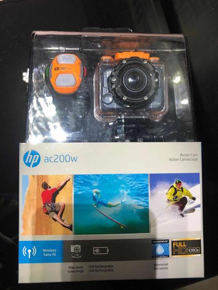 Camera Hp Ac200w Com Relógio De Acionamento