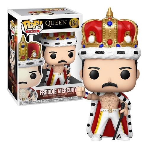 Pop! Funko King Freddie Mercury #184 | Queen