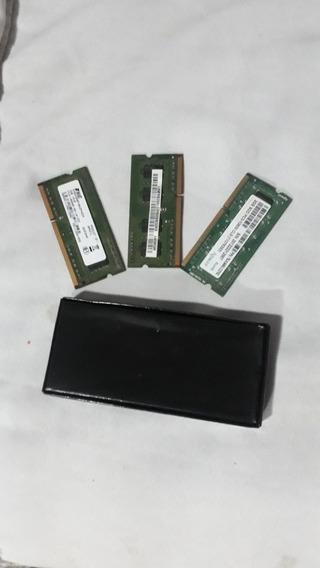 Kits 3 Memória 2gb 1rx8 Pc3-10600s