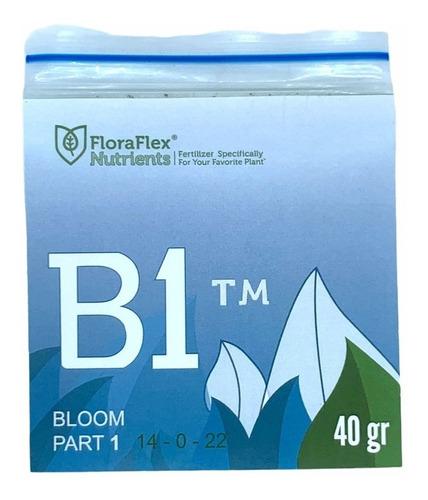 Imagen 1 de 3 de Nutrientes Fertilizantes Minerales Veg B1 Floraflex 40g