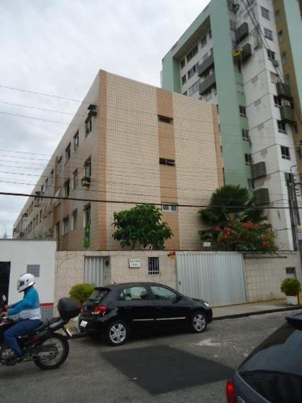 Apartamento Com 3 Dormitórios Para Alugar, 74 M² Por R$ 750,00/mês - Joaquim Távora - Fortaleza/ce - Ap2512