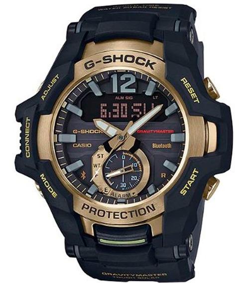 Reloj Casio G-shock Gravitymaster Para Hombre Time Square