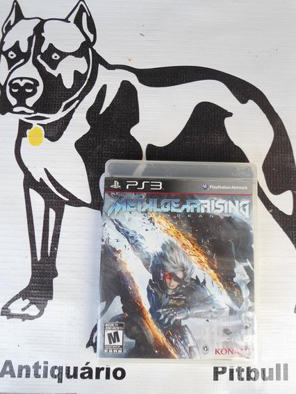 Metal Gear Rising Playstion 3