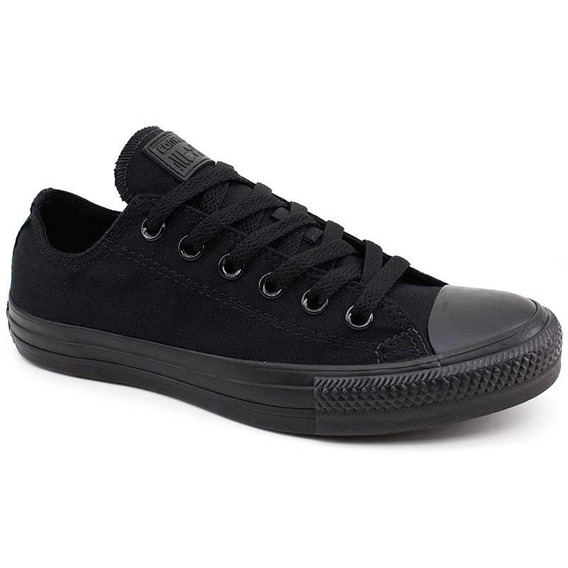 Tênis All Star Converse Monocrome Ox Ct0446.0002