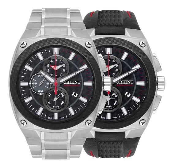 Relógio Orient Masculino Cronógrafo Speedtech Mtftc001 P1sx