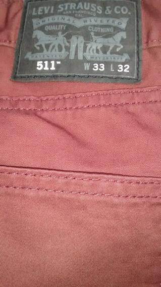 Levis 511 Original De Usa