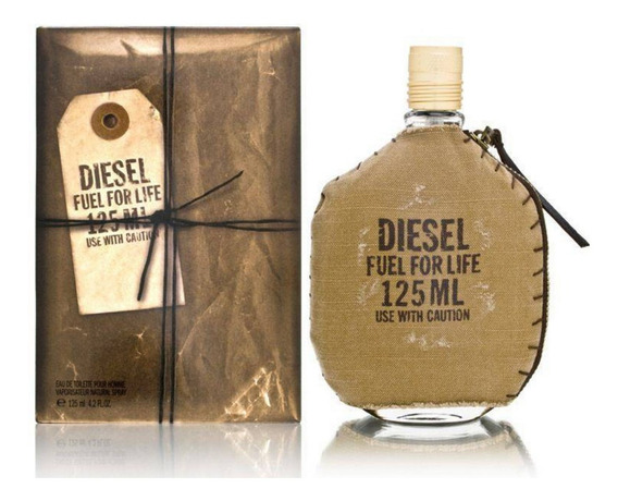 Diesel Fuel For Life Edt For Men 125ml
