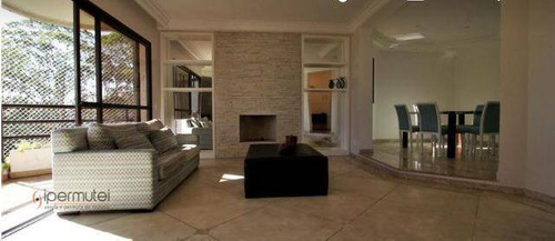 Ótimo Apartamento Com 3 Suítes À Venda, 230 M² - Vila Suzana - São Paulo/sp - Ap2012