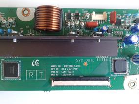 Placa Y-sus Samsung Pl43f4000ag Lj41-10321a