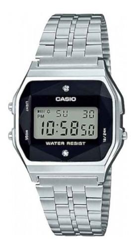 Relógio Casio Unissex Vintage Diamonds A159wad-1df