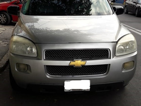 Chevrolet Uplander (imp) Lx Extendida 2006