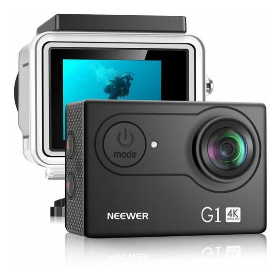 Go Pro G1 Ultra Hd 4k Action Camera 12mp. Neewer