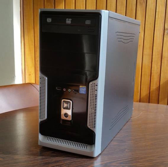 Cpu Original Intel G 2.6ghz 4gb Ram Ddr3 320 Gb Casi Nuevo