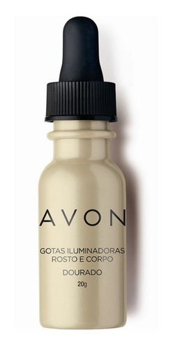 Avon No Bbb - Gotas Iluminadoras Rosto E Corpo
