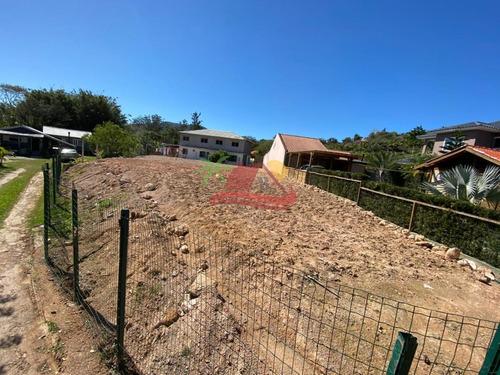 Terreno Para Venda Em Florianópolis, Ratones - T118_1-1849395