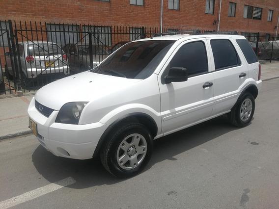 Ford Ecosport 4x2 Mt2000cc Blanco Perlado Aa Ab Dh