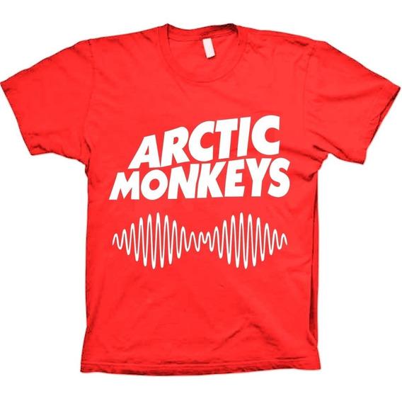 Camisa Rock - Arctic Monkeys Do I Wanna Know? - 100% Algodão