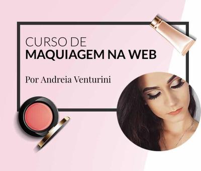 Curso De Maquiagem On-line,onde Voc Aprende Tudo Sobre Make