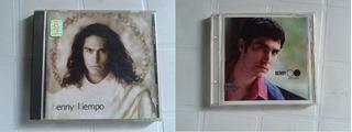 2 Discos De Benny Ibarra El Tiempo Solo$50 Pesos!!