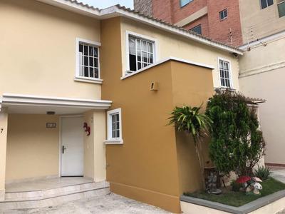 Se Venden Linda Casa Conjunto Quintas De Santa Monica
