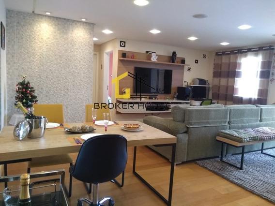 Apartamento A Venda No Bairro Jardim Marajoara Em São Paulo - Bh68800-1