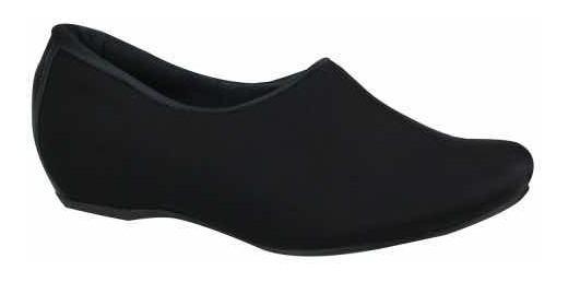 Sapato Anabela Usaflex Care Diabetes