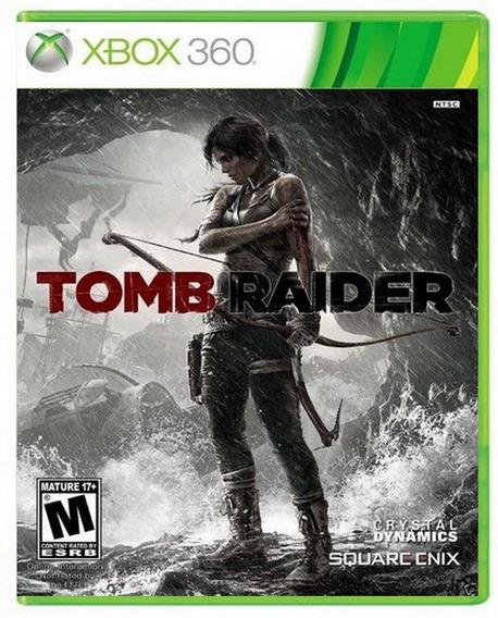 Tomb Raider Xbox 360 Nuevo Y Sellado Juego Videojuego