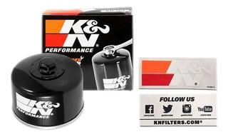 Filtro Óleo K&n Bmw R1200 F800 Gs F 800 R / Adventure Todas
