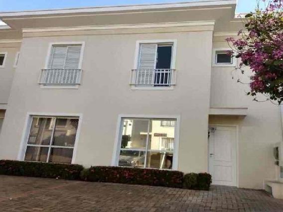 Sobrado Para Venda Loteamento Residencial Vila Bella Campinas - Ca02308 - 34602523