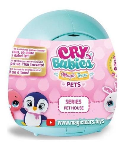 Cry Babies Magic Tears Pets House Sorpresa Original Edu
