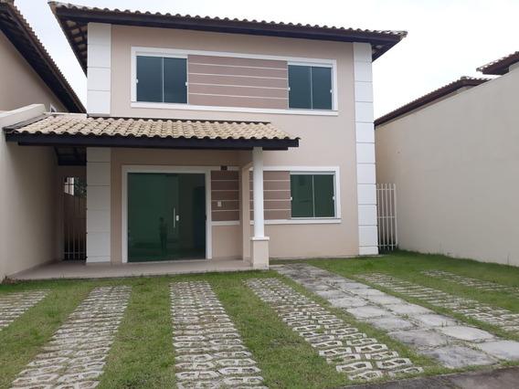 Casa À Venda, 1 Vaga, Centro - Itabuna/ba - 746