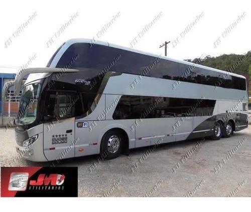 Comil Campione Dd Ano 2014 Scania K360 50 Lug Jm Cod.31