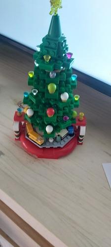 Imagen 1 de 4 de Árbol Navidad Lego Y Cohete 40335 Edición  Especial