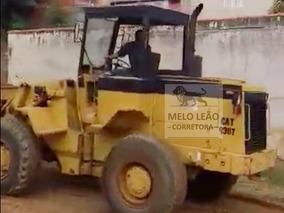 Pá Carregadeira Caterpillar 930t - Ano 1994 - Trabalhando