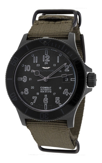 Relógio Glycine Combat Sub 42 Gl0084