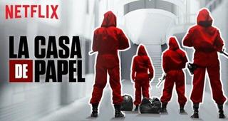 La Casa De Papel / Serie Completa Digital 720p Hd