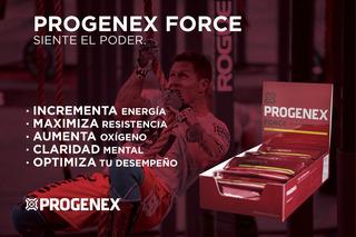 Progenex Force U.s.a. Preworkout Bcaa Beta Alanina Crossfit