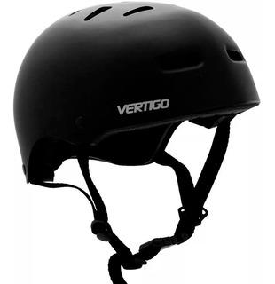 Casco Bicicleta Skate Rollers Vertigo Vx Free Style - Sti