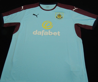 Camisa Burnley Away 2017 Tam. G Original