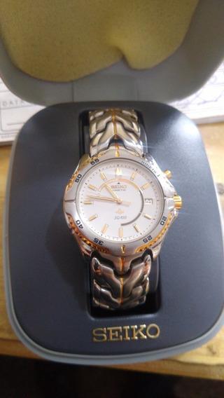 Relógio Seiko Automático Zerado Original